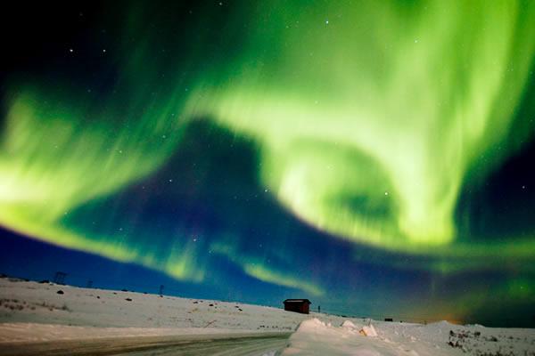 Kuzey ışıkları nedir?