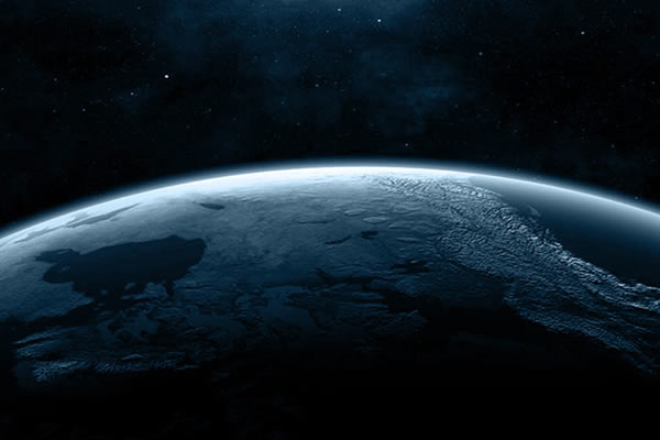 Uzayda boşluk nedir?