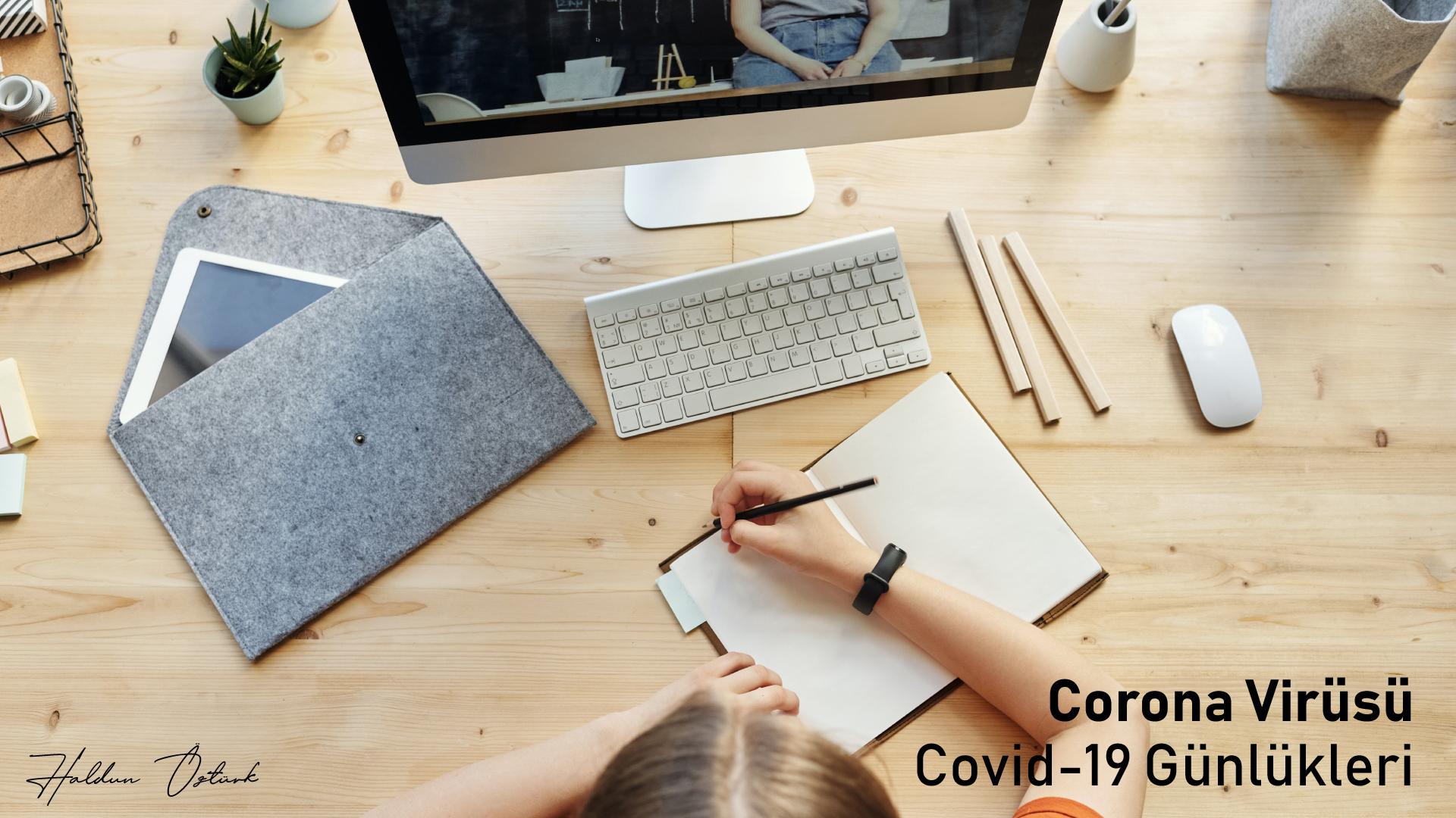 Corona Virüsü Covid-19 Günlükleri